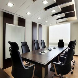 Lovely Office Interior Designing Service, Client Side