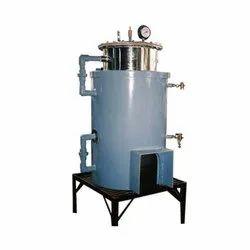 Multifuel Fire Heat Water Tank (300 Members)