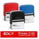 Colop Printer 40i Plastic Holder