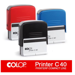 Laser Marking System Colop Printer 40i Plastic Holder