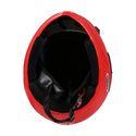 Trusty With Mirror Visor Red Helmet