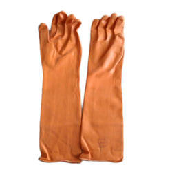 Anti Static/ESD And Water Resistant Dye Rubber Gloves