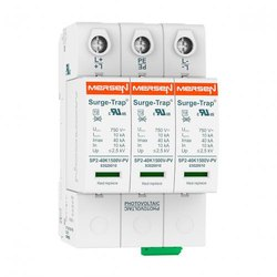 40kA PV Surge Protection Device