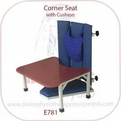 Wooden Corner Chair Pediatric