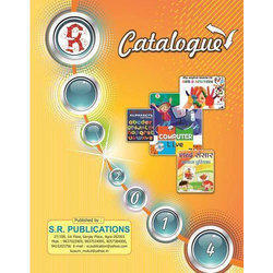 A3 Size Catalogue Designing Services