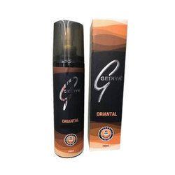 GEDIYA, Gediya Oriantal Deodorant Spray 150 ml, Packaging Size: 150. Ml, Spray Bottle