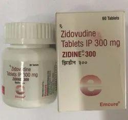 Zidine-300mg (Zidovudine) Tablets