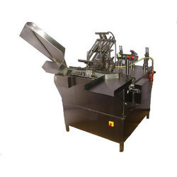 Double Head Ampoule Filling Machine
