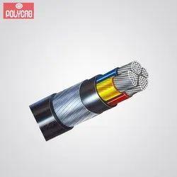 70 Sqmm 3.5 Core Aluminum Armoured Cable