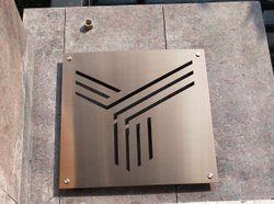 Fiber Laser Machine N2 And O2 Logo Laser Cutting, For For Malls And Entity, Mumbai