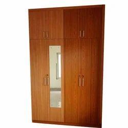 Wooden Wardrobe Installation Service