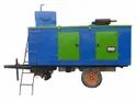 ESB-R24B - 24KW Portable Biomass Gasifier With Canopy