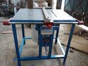 Electricity Manual Wood Edge Cutting Machine, For Wood Cutting