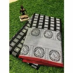 Traditional Ilkal Saree, Dry clean