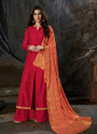 Party Wear Palazzo Suit
