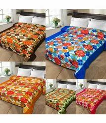 Polar Fleece Printed Blankets