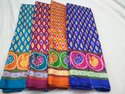 Ligalz Present Malbari Silk Saree