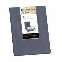 Paper Executive Folder Printing Service, in Pan India
