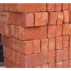 Construction Clay Red Bricks