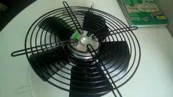 24 W Aluminium 100 HP Motors Cooling Fans, For Motor Pump, 240 V