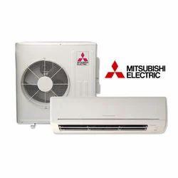 Mitsubishi White Split Air Conditioner