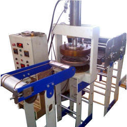 Roll Paper Plate Making Machine