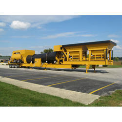 Mobile Asphalt Drum / Hot  Mix Plant Dm-30, Dm -45, Dm - 50 & Dm -60