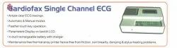 ECG Machine  SINGLE CHANNEL CARDIOFAX