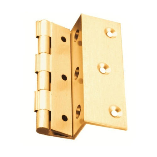 Brass L Locking Hinge, Thickness: 1.6 - 2 mm