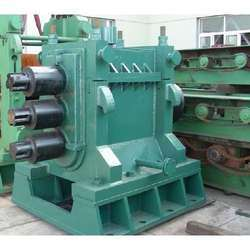 Cold Rolling Machine With Gearbox