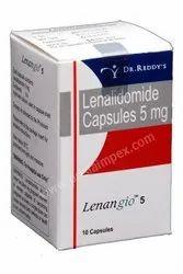 Lenangio 5mg  Lenalidomide