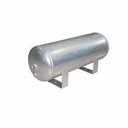 Aluminium Aluminum Storage Tank, For Fuel Transportation, Capacity: 500-1000 L