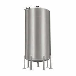 Cylindrical Fuel Storage Tank