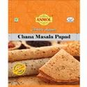 Anmol 4 Months Chana Masala Papad, 400 Gm, Packet