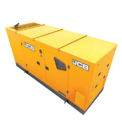 80 kVA JCB Diesel Generator