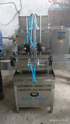 Automatic Two Head Hand Sanitizer Filling Machine