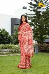 SR Saree Pum Pum Soft Cotton Sarees