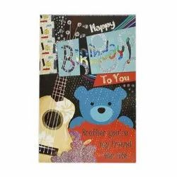Art Paper Relation Greeting Cards