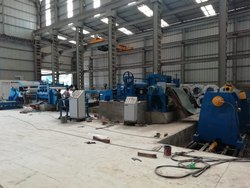CR Coil Slitting Line Machine, Automation Grade: Automatic