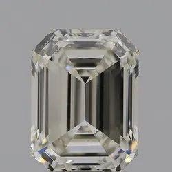 Emerald Cut CVD Diamond 2.08ct I VVS2 IGI Certified