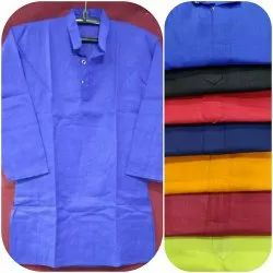 Latest Indian Kids Plain Kurta Pajama, Size: 1yr To12yr