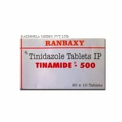 Tinidazole 500mg Tablet