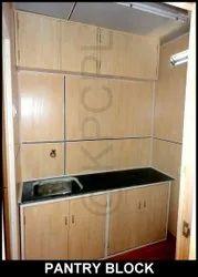 GRP Porta Pantry Cabin