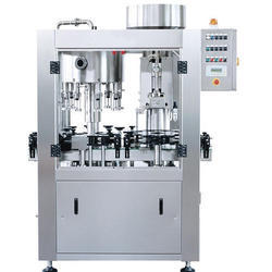 Industrial Semi Auto Filling Machine, Capacity 30 to 200 bpm