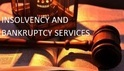 Insolvency and Bankruptcy Services