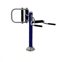 Double Station Back Massage Outdoor Equipment