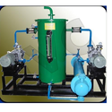 Close Loop Water Re-Crculation System Of Vacuum Pumps
