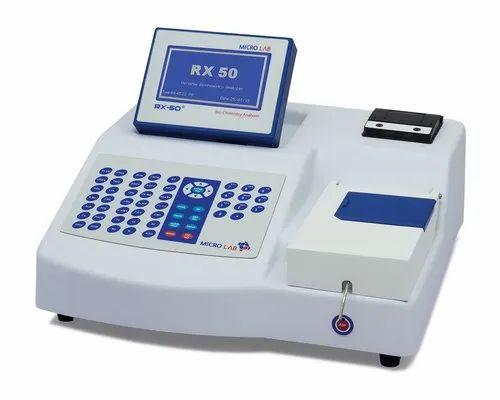 RX 50 Biochemistry Analyzer