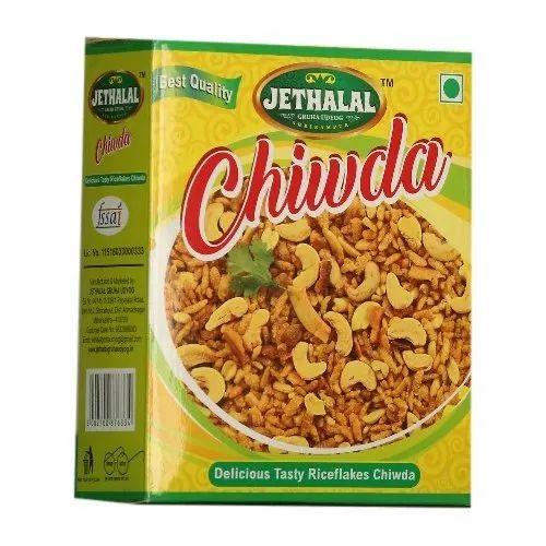 250 G Jethalal Chiwda Namkeen, 250 Gram