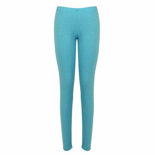 Blue Churidar Ladies Legging